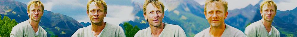 Daniel Craig - Banner