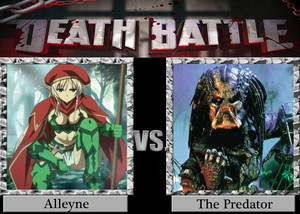 Death Battle: Alleyne VS Predator
