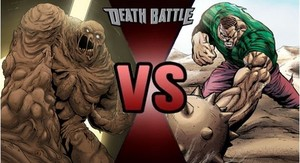 Death Battle: Clayface VS Sandman