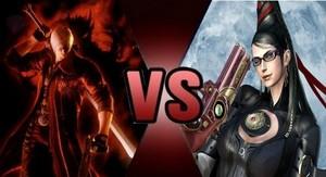 Death Battle: Dante VS Bayonetta