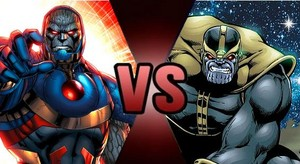 Death Battle: Darkseid VS Thanos