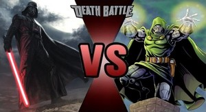 Death Battle: Darth Vader VS Doctor Doom