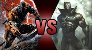 Death Battle: Deathstroke VS Black パンサー