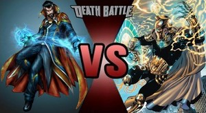 Death Battle: Doctor Strange VS Doctor Fate