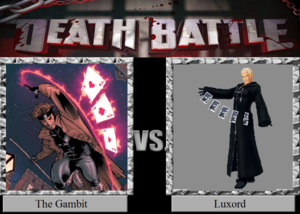 Death Battle: Gambit VS Luxord