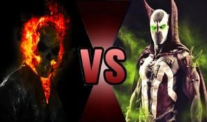 Death Battle: Ghost Rider VS Spawn