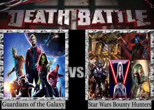 Death Battle: Guardians of the Galaxy VS ster Wars Bounty Hunters