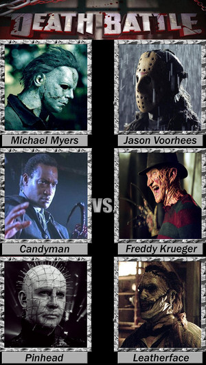 Death Battle: Horror Slasher Battle Royale