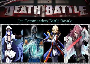 Death Battle: Ice Commander Battle Royale