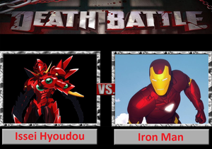 Death Battle: Issei Hyoudou VS Iron Man