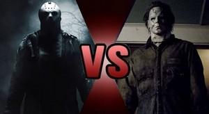 Death Battle: Jason Voorhees VS Michael Myers
