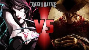 Death Battle: Lust VS Freddy Krueger