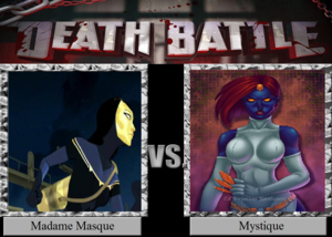 Death Battle: Madame Masque VS Mystique