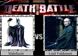Death Battle: Maleficent VS Lord Voldemort