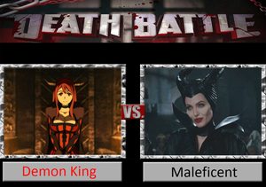 Death Battle: Maou VS Maleficent