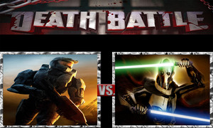 Death Battle: Master Chief VS General Grievous