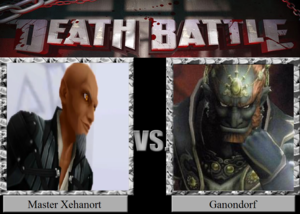 Death Battle: Master Xehanort VS Ganandorf