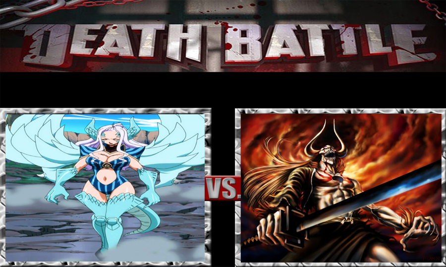 Death Battle Mirajane Strauss Vs Hollow Ichigo Neonightclaw19 Fan Art 38248266 Fanpop Мираджейн штраус / mirajane strauss. fanpop