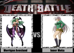 Death Battle: Morrigan Aensland VS Moka Akashiya (Inner)