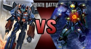 Death Battle: Optimus Prime VS Gypsy Danger