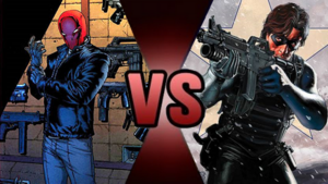 Death Battle: Red capuche, hotte VS Winter Soldier