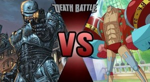 Death Battle: Robocop VS Franky