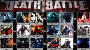 Death Battle Royale: The Realms of fantaisie