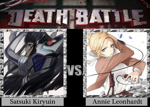 Death Battle: Satsuki Kiryuin VS Annie Leonhardt