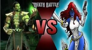 Death Battle: Shang Tsung VS Mystique