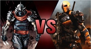 Death Battle: Shredder VS Deathstroke