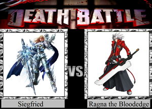 Death Battle: Siegfried VS Ragna the Bloodedge