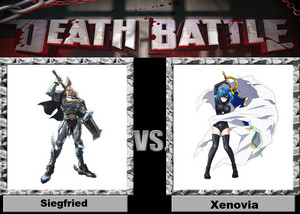 Death Battle: Siegfried VS Xenovia