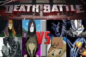 Death Battle: Snakes VS Wölfe
