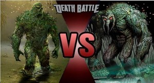 Death Battle: Swamp Thing VS Man Thing