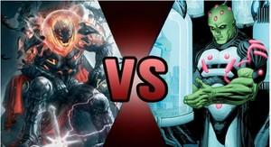 Death Battle: Ultron VS Brainiac