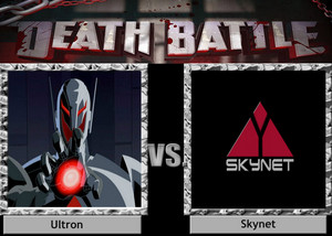 Death Battle: Ultron VS Skynet