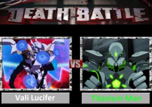 Death Battle: Vali Lucifer VS Titanium Man