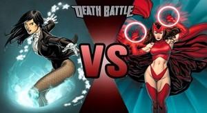 Death Battle: Zatanna VS Scarlet Witch