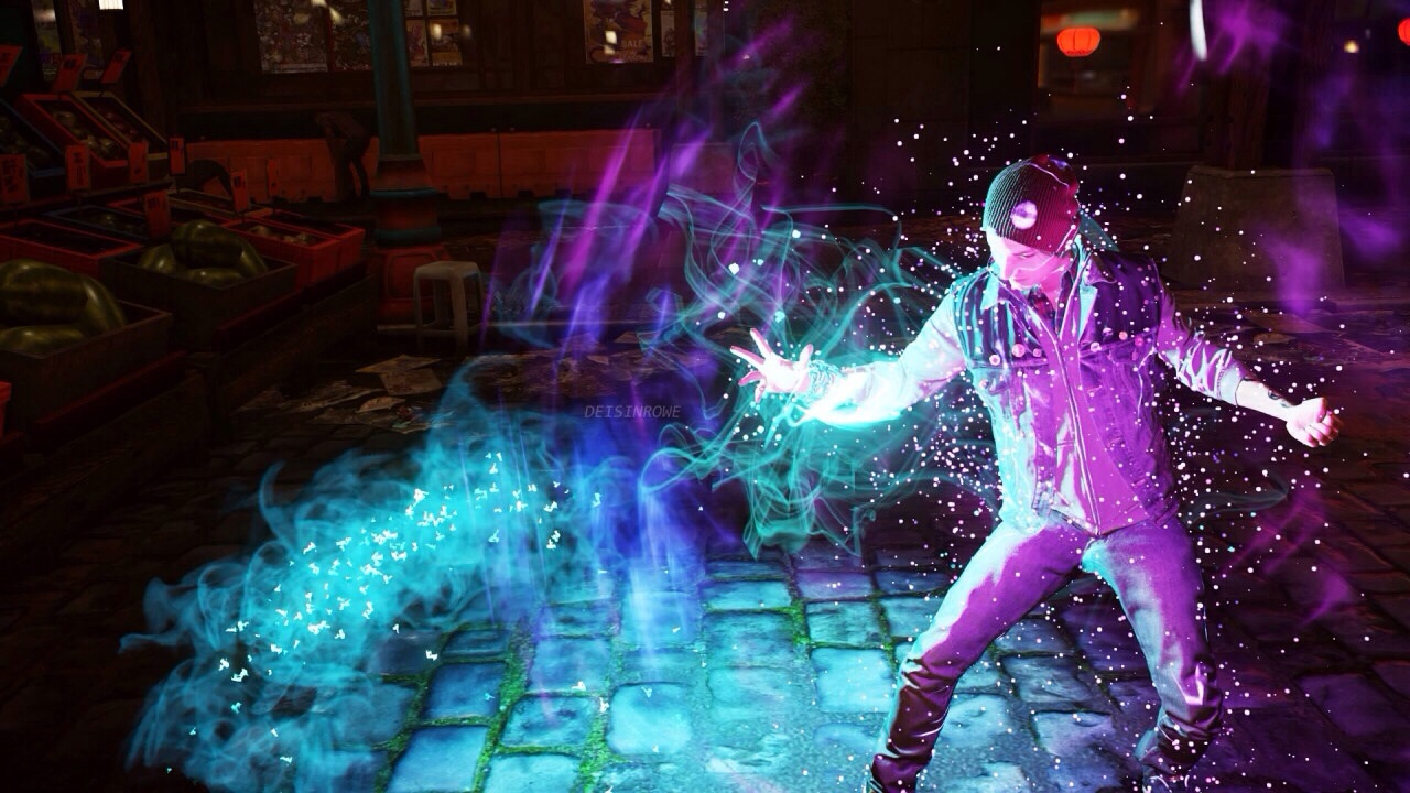 Video Games images Delsin Rowe | inFAMOUS Second Son HD wallpaper and background photos
