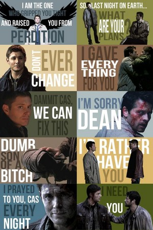 Destiel citations