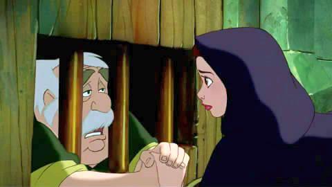 Disney Screencaps - Belle.