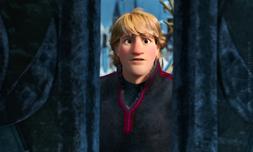 Mason Forever! wallpaper probably containing a jubah called disney Screencaps - Kristoff.