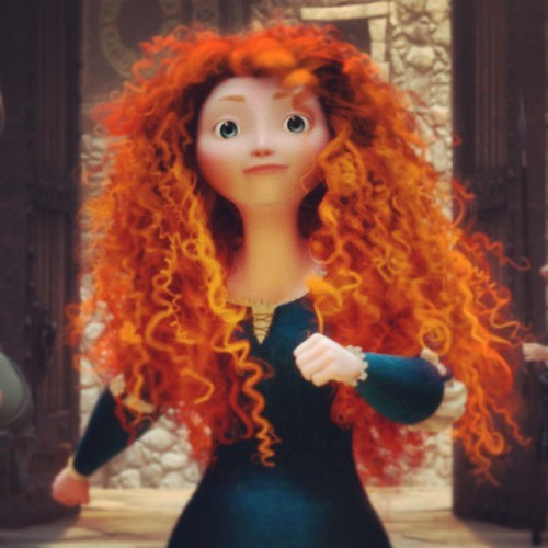 ディズニー Screencaps - Merida.