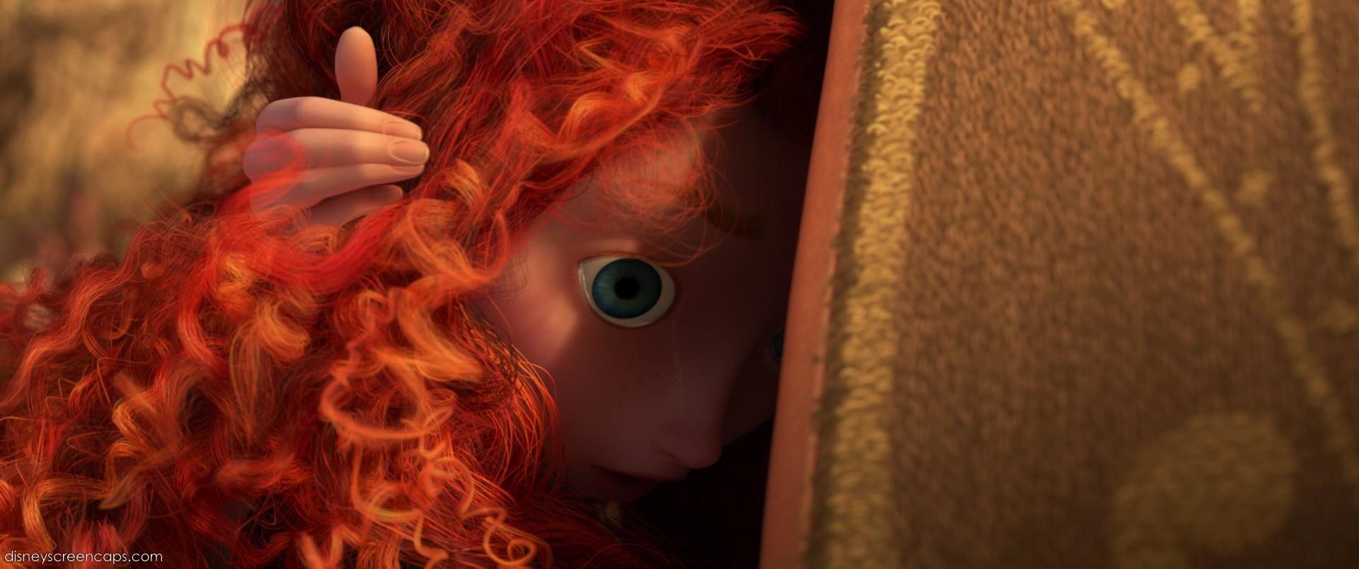 Disney Screencaps - Merida.