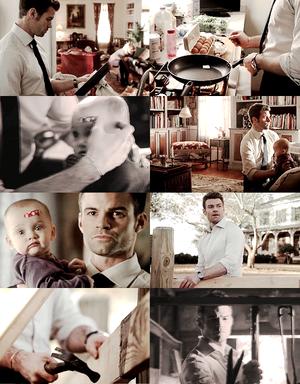 Domestic!Elijah