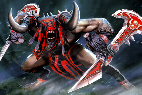 Dota 2 Images Bloodseeker Wallpaper And Background Photos
