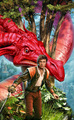 Dragon Illustration - dragons photo