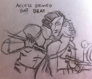 Drawling I did