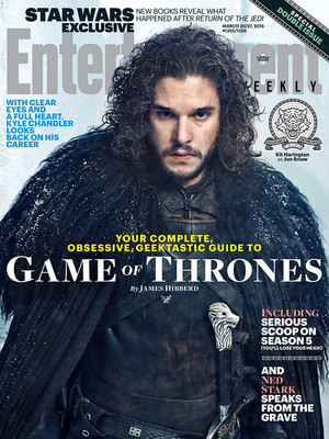 Game of Thrones - EW Cover