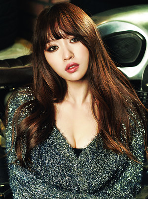 EXID Hani for GEEK Magazine March 2015